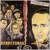Die 12 Geschworenen : Kinoposter Henry Fonda, Sidney Lumet