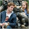 Remember Me : photo Allen Coulter, Robert Pattinson, Ruby Jerins