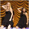Bild Heather Morris, Naya Rivera