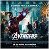 Marvel&#39;s The Avengers : poster Joss Whedon
