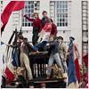 Les Misérables : Bild Aaron Tveit, Eddie Redmayne