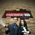 Bilder : Warehouse 13