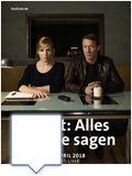 Bilder : Tatort: Alles was Sie sagen