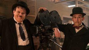 """""""Stan & Ollie"""": Trailer zum """"Dick & Doof""""-Biopic mit John C. Reilly und Steve Coogan"""