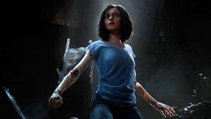 """Action-Highlight von 2 Kinovisionären? Deutscher Trailer zu """"Alita: Battle Angel"""""""