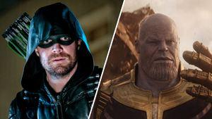 """""""Avengers: Infinity War"""" lässt grüßen: So leitet die neue """"Arrow""""-Episode das Mega-Crossover ein"""