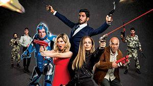 """Comeback des Machers von """"Die Nackte Kanone"""": """"Mossad"""" kommt diese Woche ins Kino"""