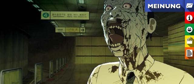 """Kritik zum Zombie-Animationsfilm """"Seoul Station"""""""