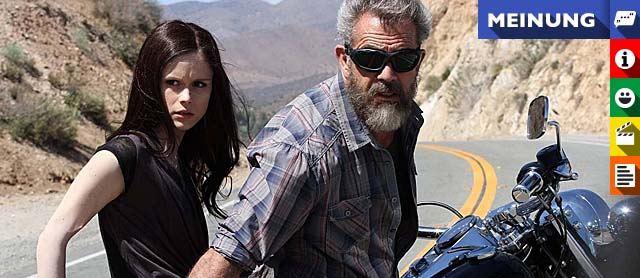 """Kritik zu Mel Gibsons Comeback """"Blood Father"""""""