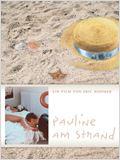 Pauline am Strand