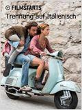 Trennung auf Italienisch