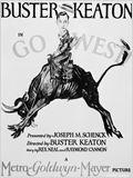 Buster Keaton-Der Cowboy