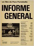 General Report on Certain Matters of Interest For a Public Screening