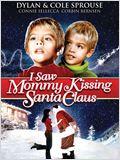 Mami küsst den Weihnachtsmann