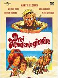 Marty Feldmans Drei Fremdenlegionäre