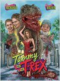 Teenage T-Rex: Der Menschen-Dinosaurier