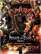 Attack On Titan - Feuerroter Pfeil & Bogen