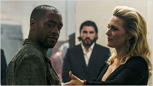 """Deutsche Plakatpremiere zum Action-Thriller """"Triple 9"""" mit Casey Affleck, Woody Harrelson und Kate Winslet"""