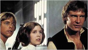 """Möge der Spaß mit euch sein: Witzige Pannen-GIFs zu """"Star Wars: Episode IV"""" mit Harrison Ford und Mark Hamill"""