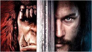 """""""Warcraft: The Beginning"""": Stylische Poster zeigen Schauspieler mit und ohne CGI-Make-up"""