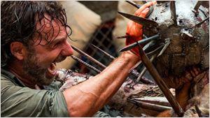 """Ein heiß erwartetes Wiedersehen und ein fieser Walker: Alles zur 10. Folge von """"The Walking Dead"""" in unserem Video."""