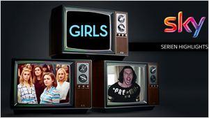 """Unser Sky-Serien-Highlight im April: """"Girls"""""""