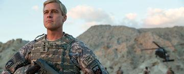 """""""War Machine"""": Der erste lange Trailer zur Netflix-Satire mit Brad Pitt"""