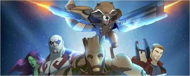 """""""Guardians Of The Galaxy"""": Free-TV-Start des Zeichentrick-Ablegers von Marvels Weltraum-Blockbuster"""