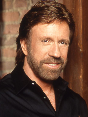 Chuck norris ultimate orgy