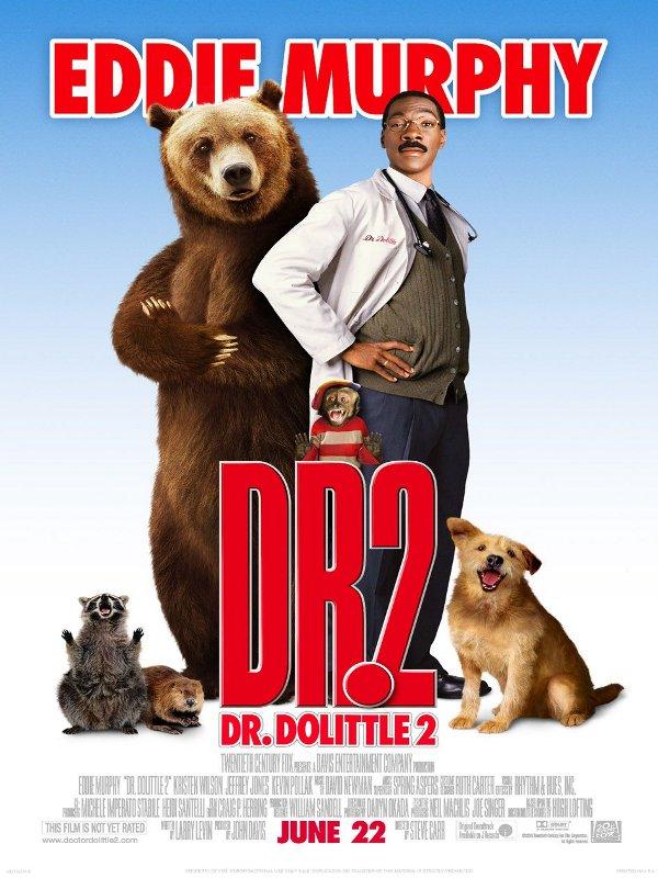 Dr Dolittle Schauspieler
