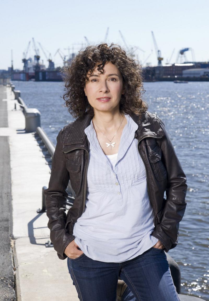 Bild zu Maria Ketikidou zum die TV-serie Großstadtrevier