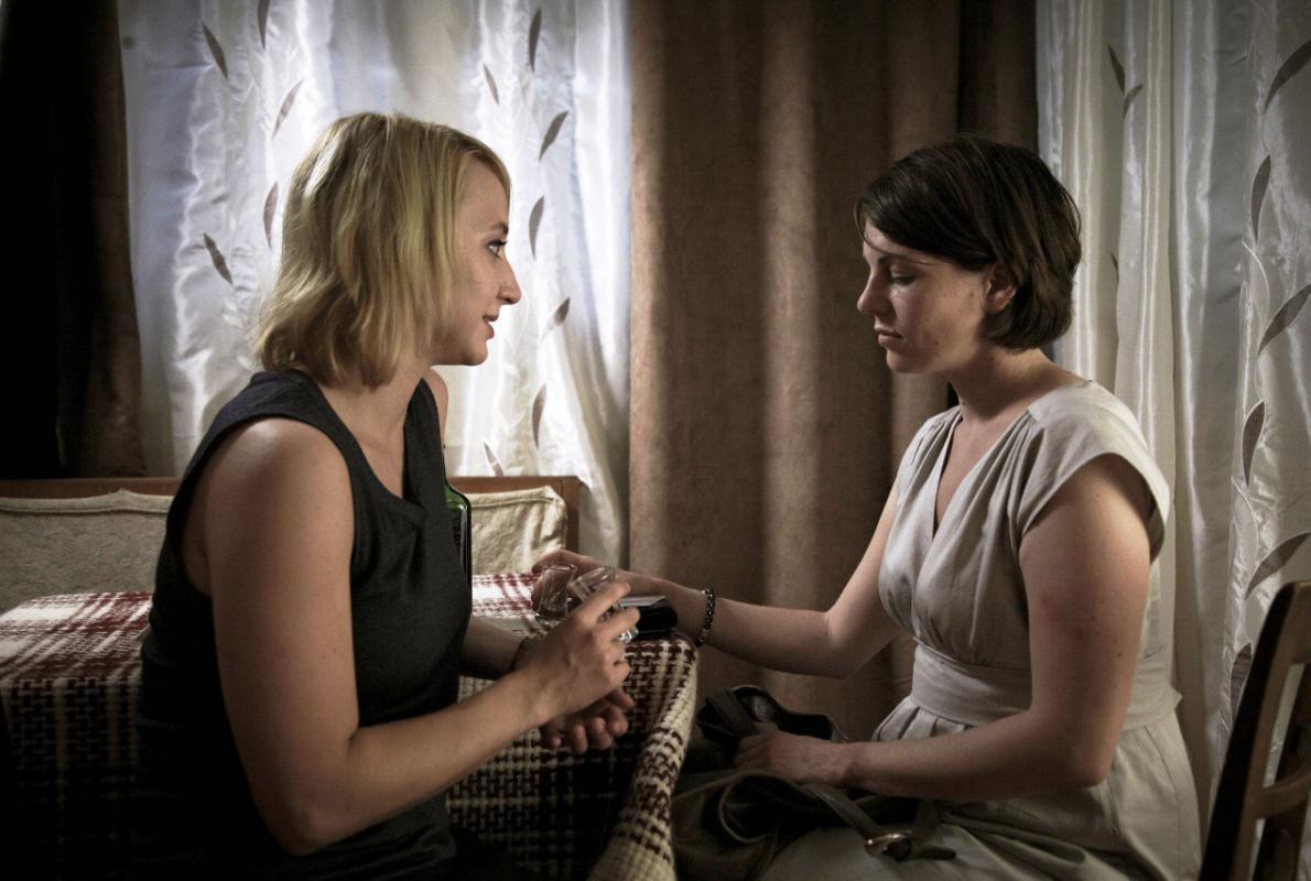 Bild zu Victoria Mayer zum die TV-serie Alpha 0.7 - Der