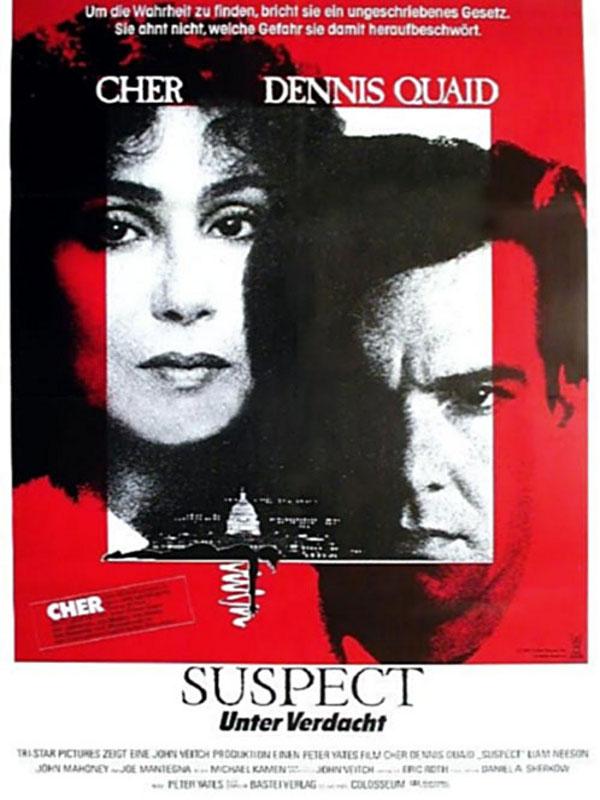 Suspect – Unter Verdacht