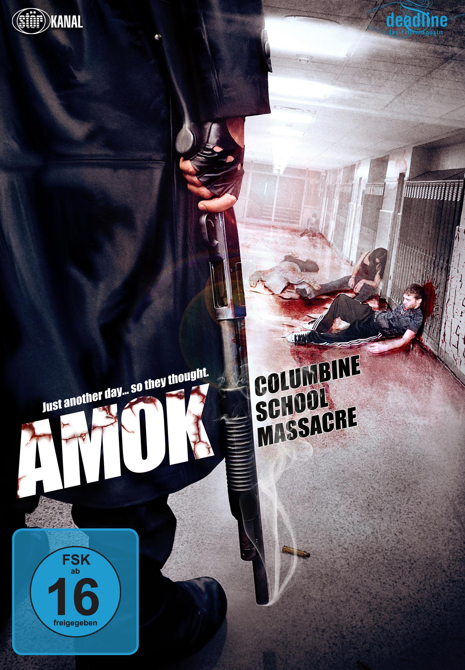 amok columbine school massacre film