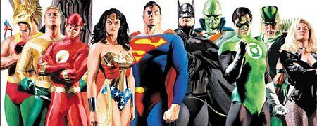 Bekannte Superhelden