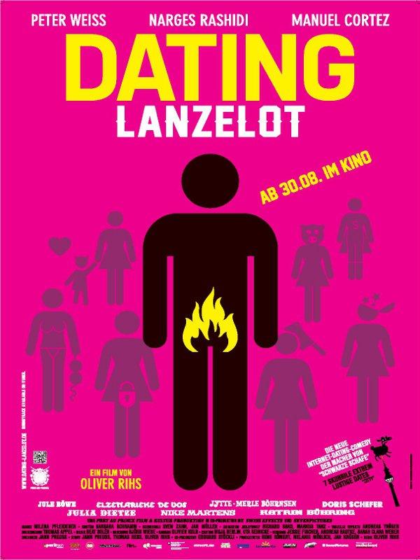Doris Schefer sex scene Dating Lanzelot (2011) Nude Video Clip