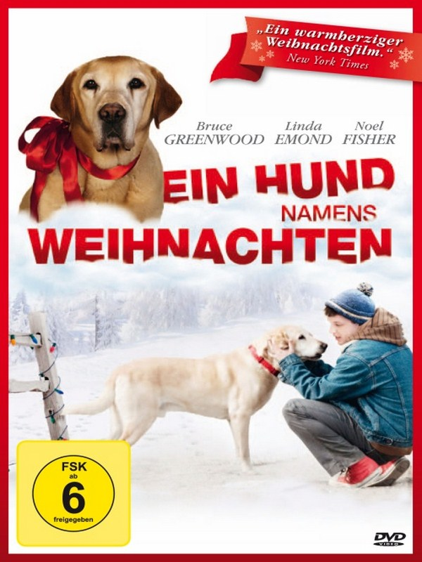 ein hund namens weihnachten film 2009. Black Bedroom Furniture Sets. Home Design Ideas