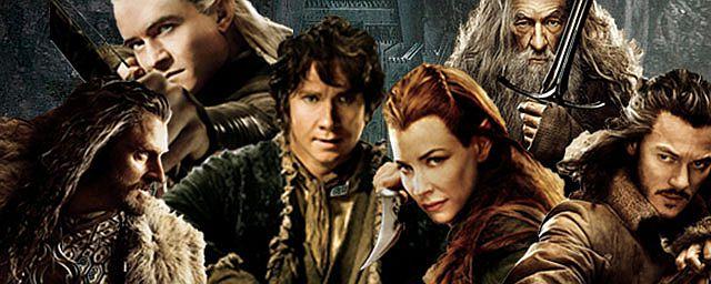 Charaktere Und Schauplätze In Der Hobbit Smaugs Einöde