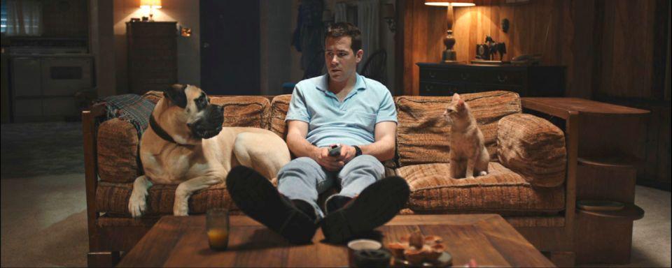 am ende mag man den frauenmordenden psychopathen das filmstarts interview zu the voices mit. Black Bedroom Furniture Sets. Home Design Ideas