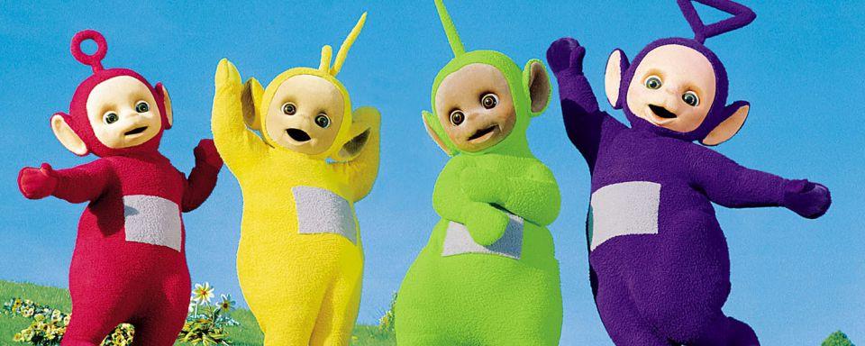 Teletubbies quot   Diese Schauspieler stecken in den Kleinkind-Kultfiguren