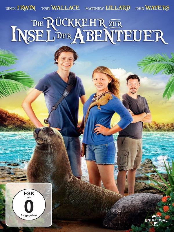Die Insel Der Abenteuer Film