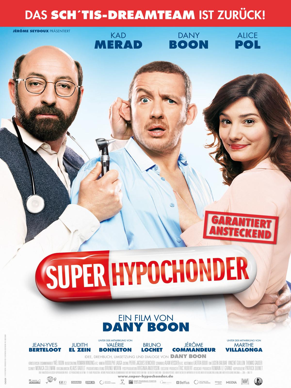 Super Hypochonder
