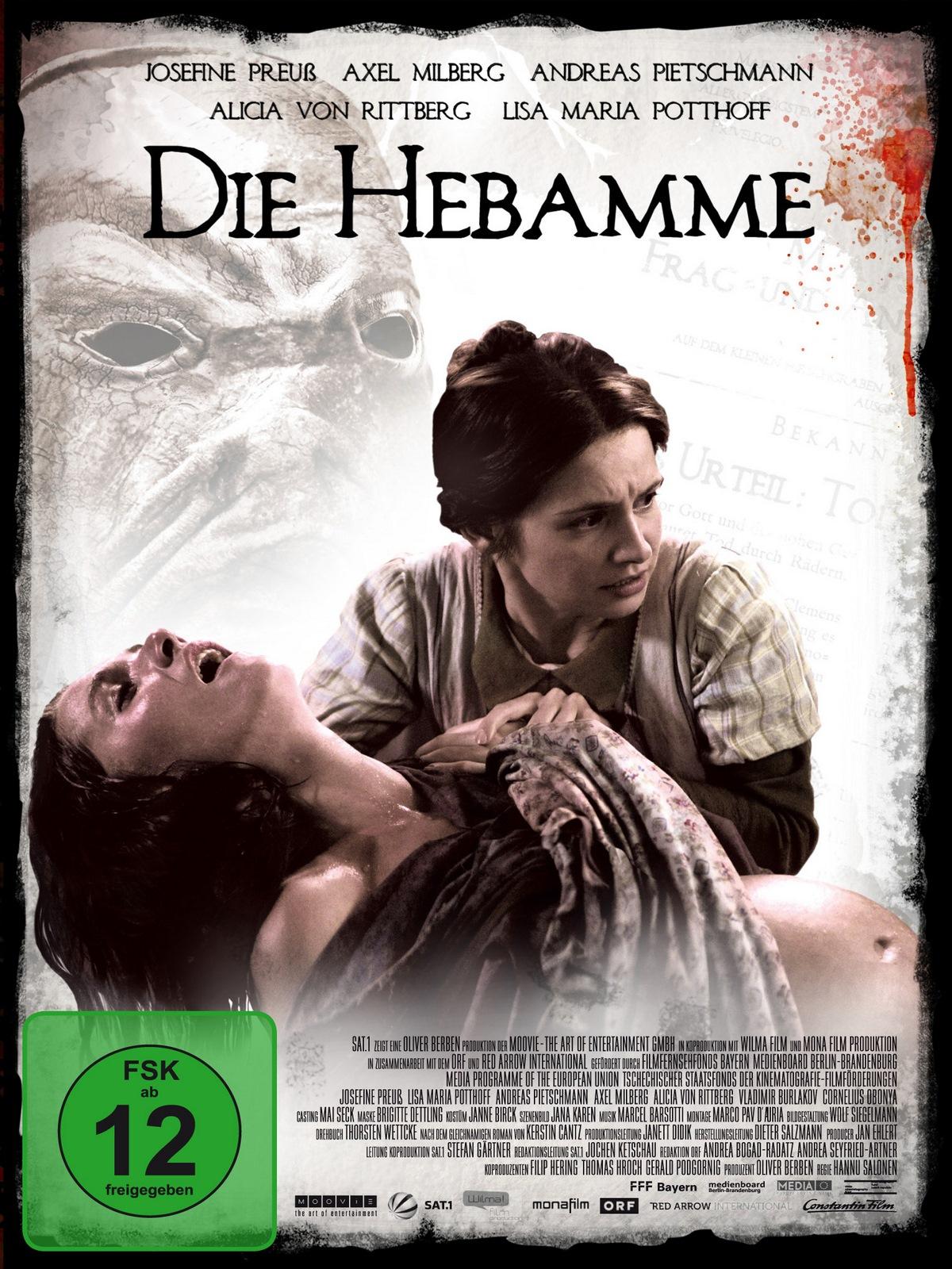 Die Hebamme Film