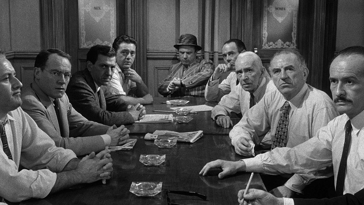 12 angry men juror #9 essay