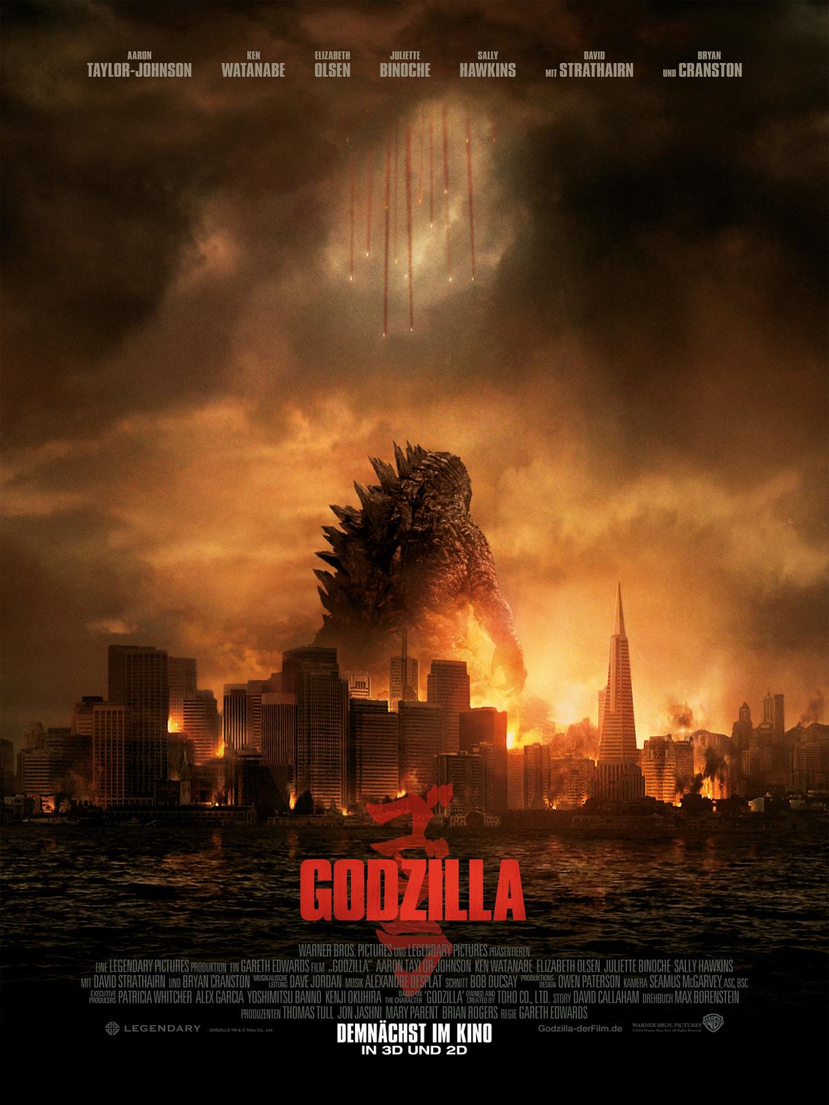 Godzilla - Film 2014 - FILMSTARTS.de  Godzilla - Film...