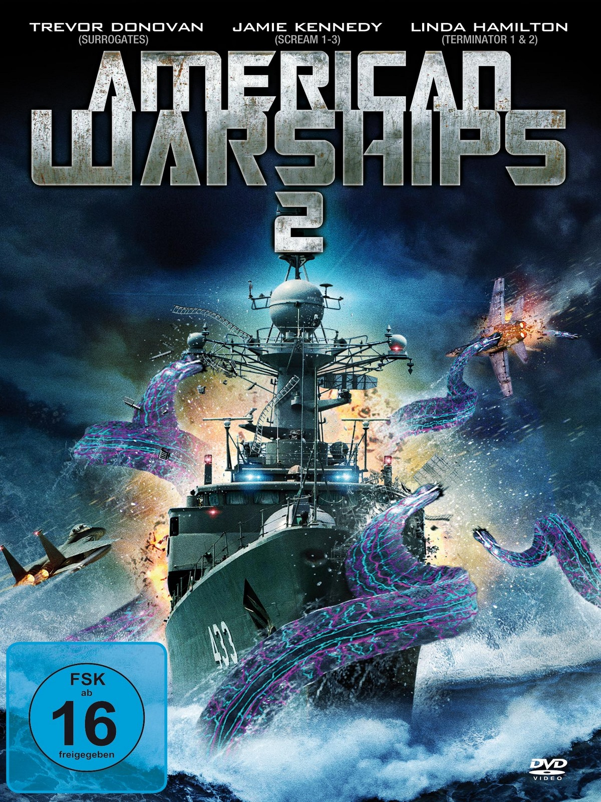 American Warship 2