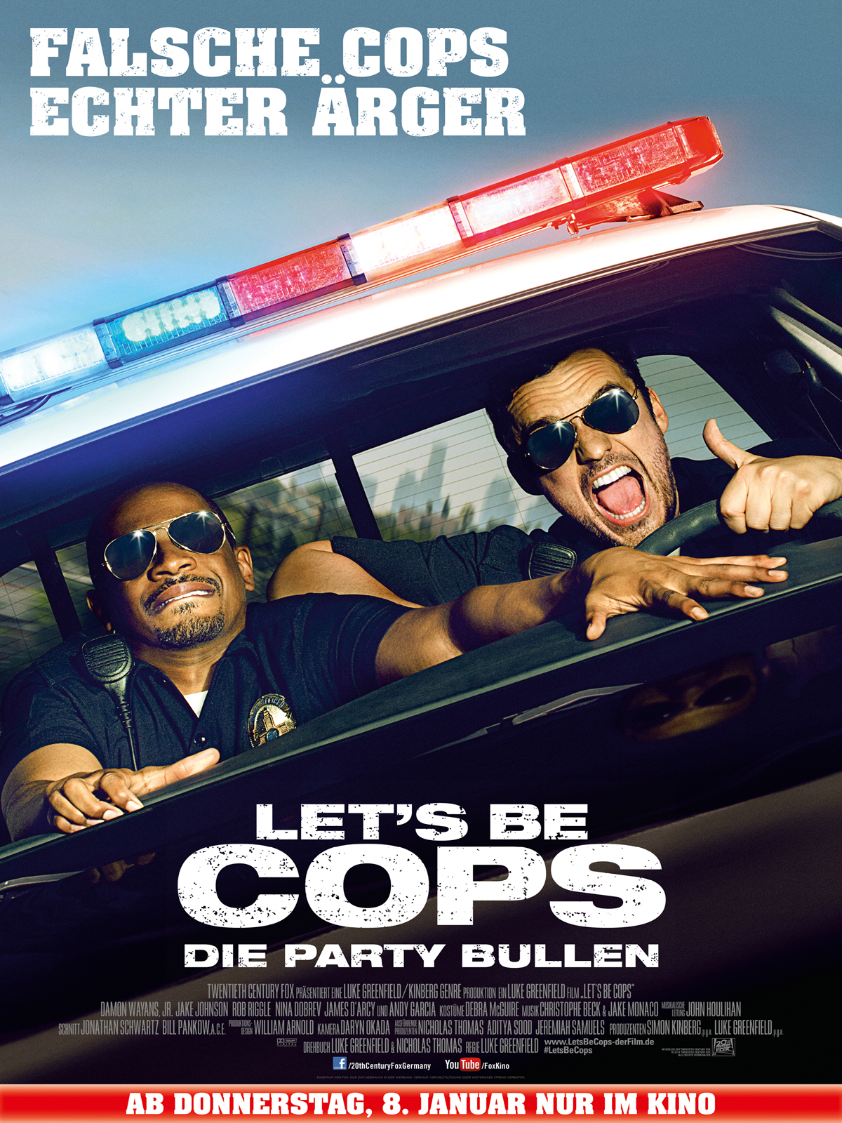 die party bullen trailer deutsch