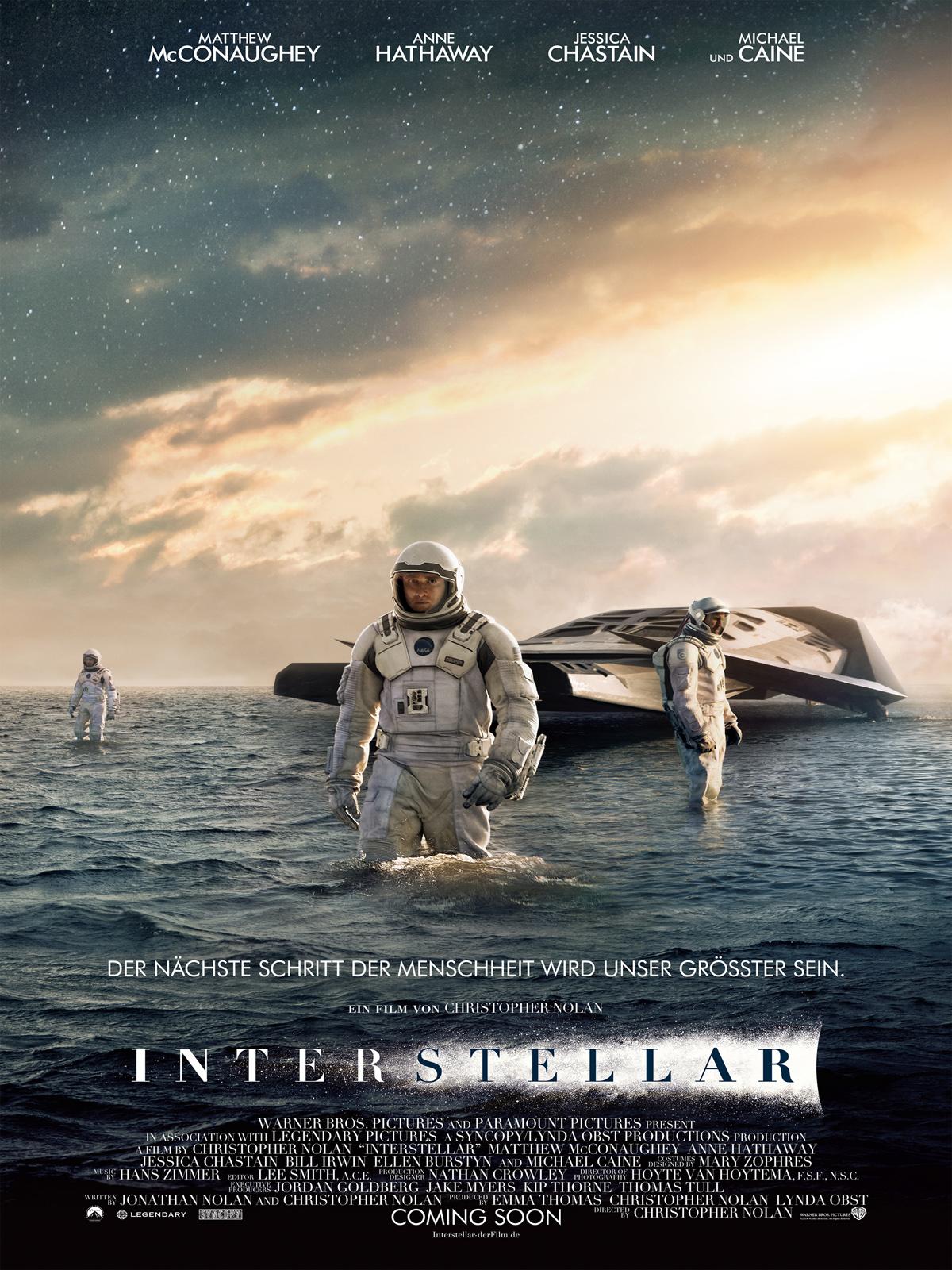 Aktuelle Scifi Filme