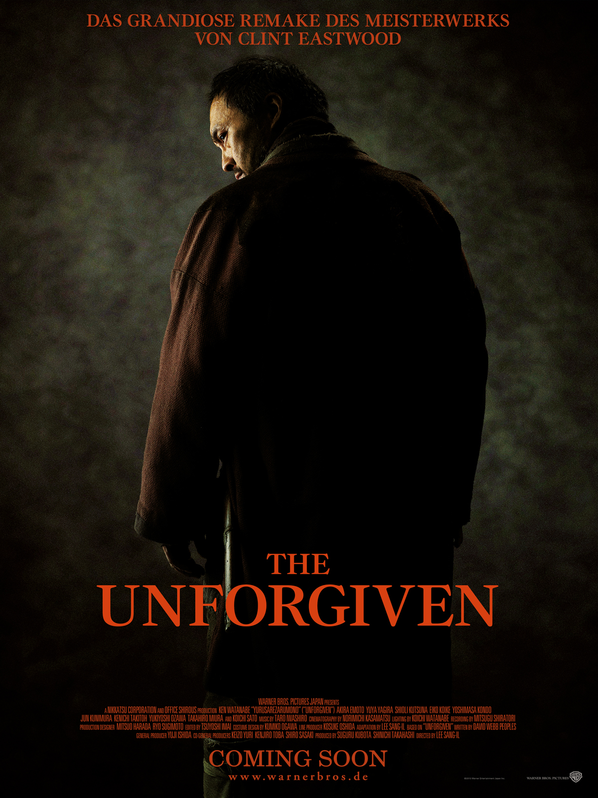 Unforgiven 2013