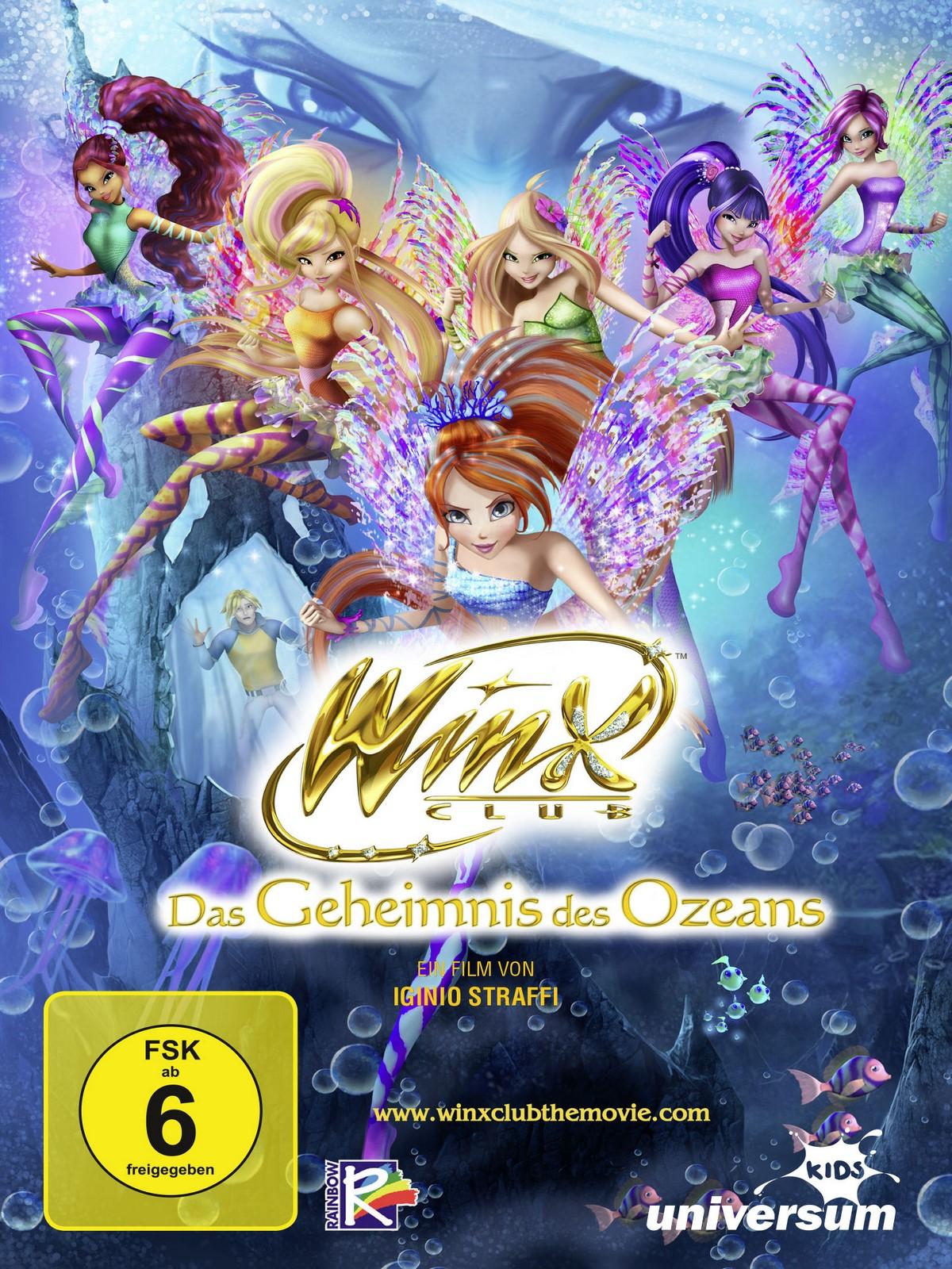 Winx Club Das Geheimnis Des Ozeans
